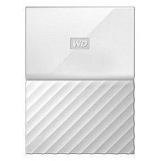 Външен диск Western Digital MyPassport White - 4TB (WDBYFT0040BWT)