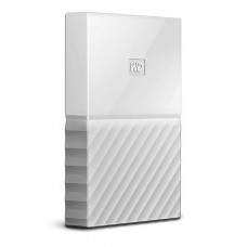Външен диск Western Digital MyPassport - 1TB (WDBYNN0010BWT)
