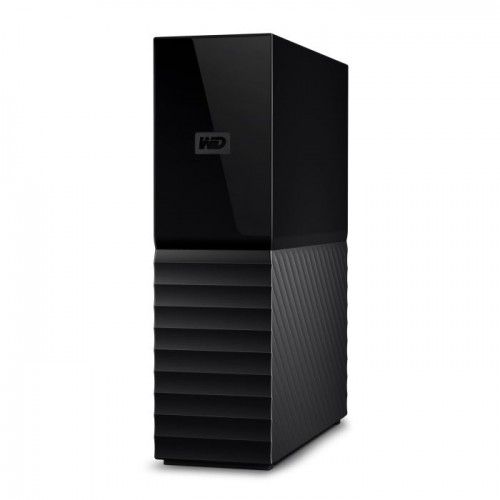 Външен диск Western Digital My Book Essential - 3TB (WDBBGB0030HBK)
