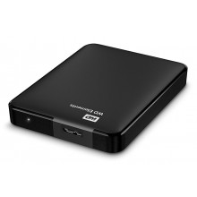 Външен диск Western Digital Elements Portable Black - 4TB / USB 3.0