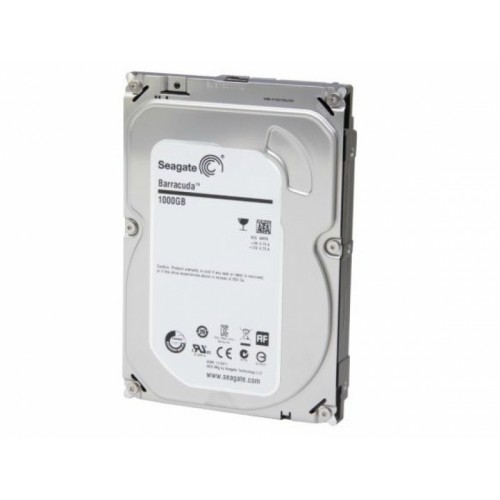 Твърд диск Seagate Barracuda 1TB