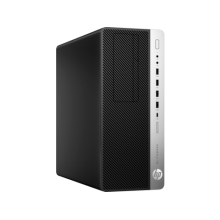 Компютър HP EliteDesk 800 G4 MT - Intel Core i5-8500 / 8GB DDR4 / 256 GB PCIe NVMe SSD / Windows 10 Pro