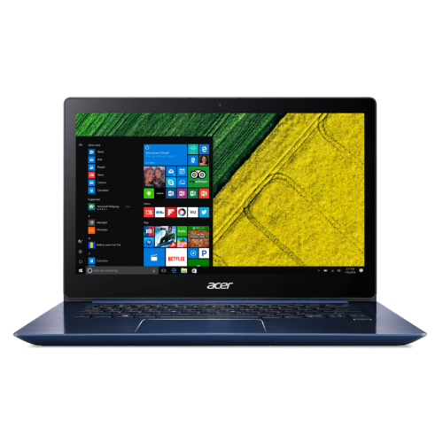 NoteBook Acer Swift 3 SF314-54G-53YW - 14.0 инча / Intel Core i5-8250U / 8GB DDR4 / 512GB SSD / NVIDIA GeForce MX150 / Windows 10