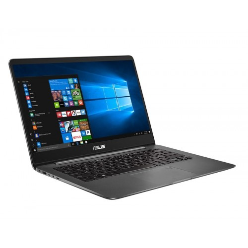 Лаптоп Asus UX430UQ-GV212T - 14.0 инча / Intel Core i5-7200U / 8GB DDR4 / NVIDIA GeForce 940MX / SSD 256GB M.2 SATA3 / Windows 10 Home