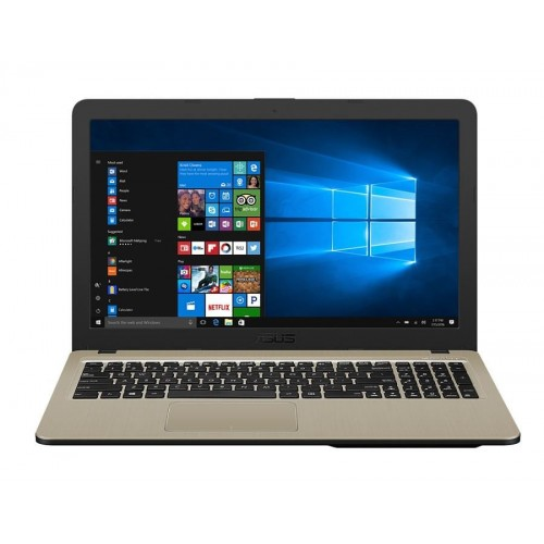Лаптоп Asus X540UB-GQ041 - 15.6 инча / Intel Core i3-6006U / 4GB DDR4 / NVIDIA GeForce MX110 / 1TB HDD