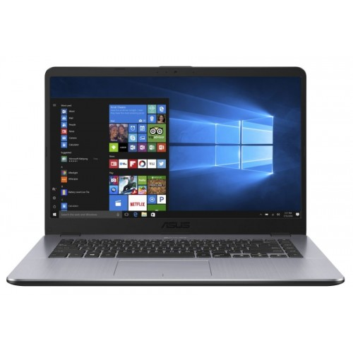Лаптоп Asus VivoBook15 X505ZA-EJ770 - Ultra Slim / 15.6 инча / AMD Ryzen 5 2500U / 8GB DDR4 / 1TB HDD
