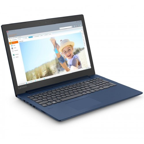 Лаптоп Lenovo IdeaPad 330 - 15.6 инча / Intel N5000 / AMD Radeon 530 2GB / 4GB DDR4 / 1TB HDD (81D10080BM)