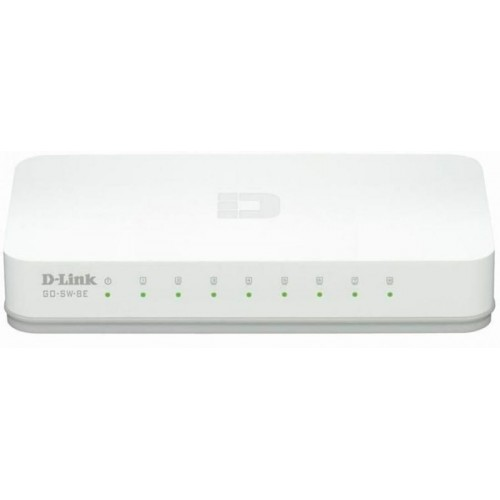 Комутатор D-Link 8-Port 10/100M - Desktop Switch