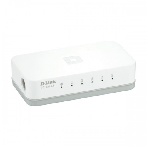 Комутатор D-Link 5-Port 10/100M - Desktop Switch