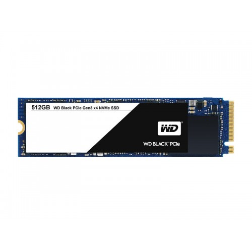 SSD Western Digital Black 512GB / NVMe M.2 (WDS512G1X0C)