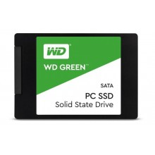 SSD диск Western Digital Green 3D NAND 120GB (WDS120G2G0A)