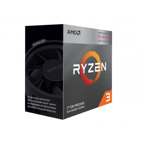 Процесор AMD RYZEN 3 3200G - 3.6GHZ / BOX