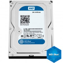 Твърд диск Western Digital Blue - 2 TB (WD20EZRZ)