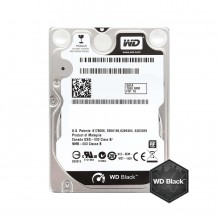 Твърд диск Western Digital Black 2.5 инча - 7мм slim - 500GB - За лаптоп (WD5000LPLX)