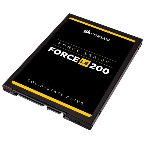 SSD диск Corsair Force Series LE200 - 960GB / TLC / NAND (CSSD-F960GBLE200B)