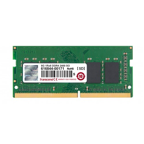RAM Памет Transcend 8GB DDR4 / 260 SO-DIMM / 1Rx8 (TS1GSH64V4B)