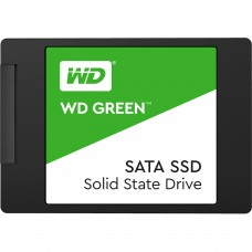SSD диск WD Green 480GB - 3D NAND / 2.5 инча / SLC (WDS480G2G0A)