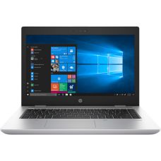 Лаптоп HP ProBook 640 G4 - 14 инча / Intel Core i5-8350U / 8GB DDR4 / 256GB PCIe NVMe SSD / Windows 10 Pro (2GM00AV_70396171)