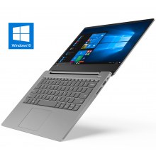 Лаптоп Lenovo IdeaPad UltraSlim 330s - 14.0 инча / Intel Core i3-8130U / 8GB DDR4 / 256GB M.2 PCIe SSD / Windows 10 (81F401C6BM)