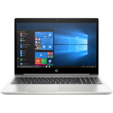 Лаптоп HP ProBook 450 G6 - 15.6 инча / Intel Core i5-8265U / 8GB DDR4 / NVIDIA GeForce MX130 / 256GB PCIe NVMe M.2 SSD / Windows 10 Home (4TC92AV_70479536)