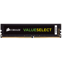 RAM Памет Corsair 8GB DDR4 2666MHz / 288 DIMM / 1.2V / Unbuffered