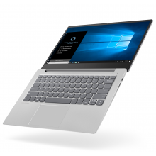 Лаптоп Lenovo IdeaPad UltraSlim 530s - 14.0 инча с Gorilla Glass / Intel Core i5 / 8GB DDR4 / 256GB SSD / Windows 10