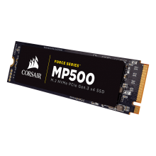 SSD Corsair Force MP500 M.2 NVMe - 120GB (CSSD-F120GBMP500)