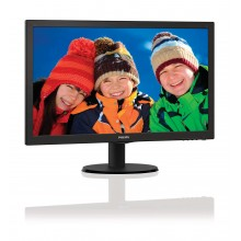 Монитор Philips 27 инча Slim LED / FullHD / 5ms (273V5LHAB)