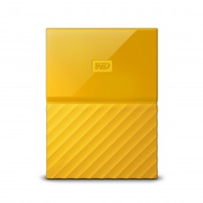 Външен диск Western Digital MyPassport Yellow 1TB