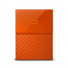 Външен диск Western Digital MyPassport Orange 1TB
