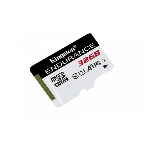 MicroSD Карта памет Kingston ENDURANCE 32GB - U1 / Class 10
