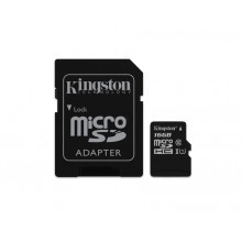 MicroSD Карта памет Kingston 16GB - UHS-I / Class 10