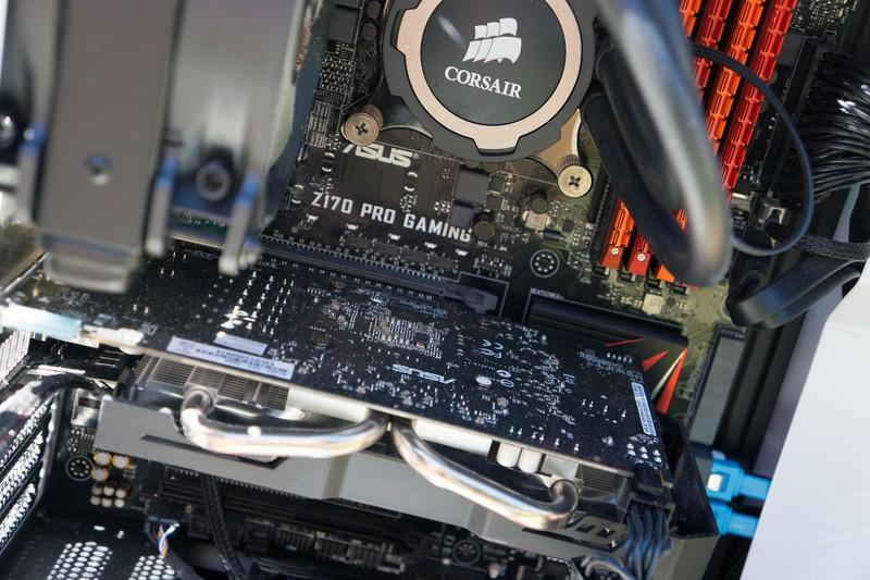 Дънна платка от настолен компютър
