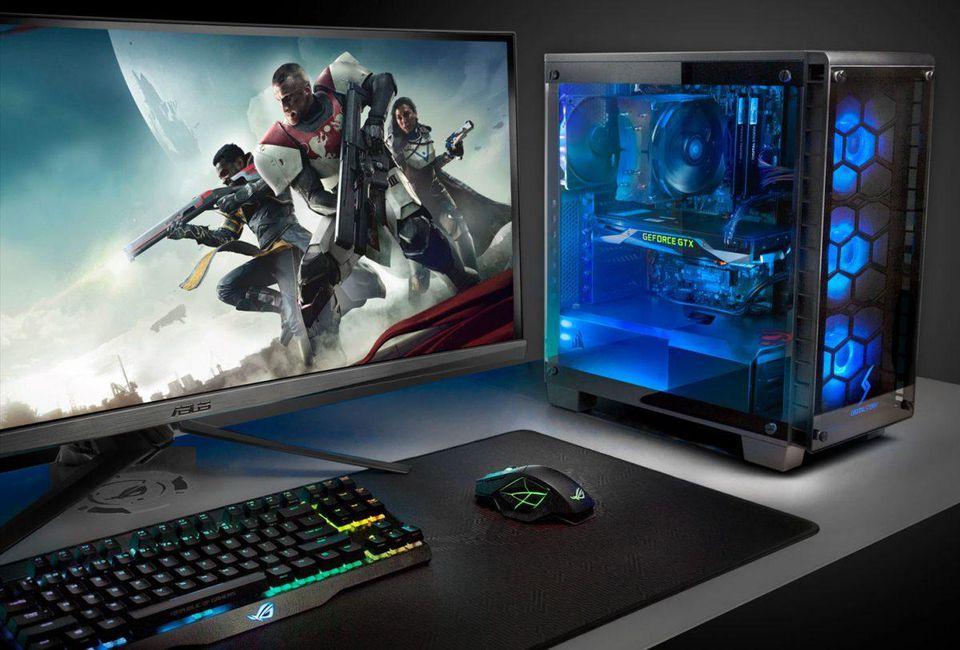 геймърски компютър