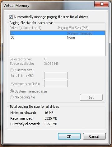 папки на Windows които не трябва да се пипат