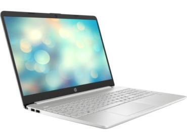 Лаптоп HP 15.6 инча сребрист