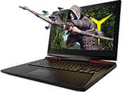 Геймърски лаптоп